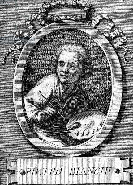 PIETRO BIANCHI, ARTIST