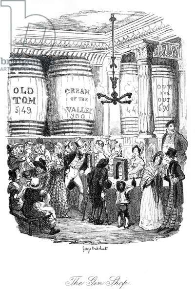 SOCIAL/GIN SHOP 1836
