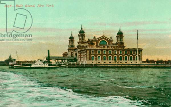 Ellis Island, New York, USA