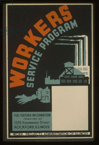 Workers service program ... Rockford, Illinois