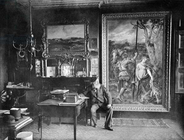 GILBERT IN STUDIO