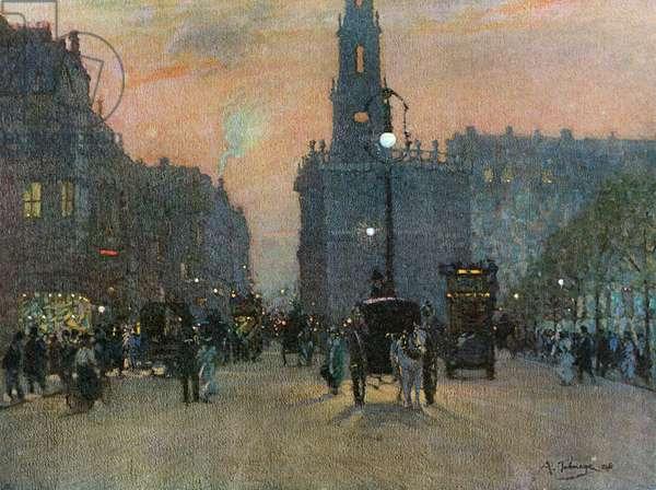 LONDON/STRAND/1908