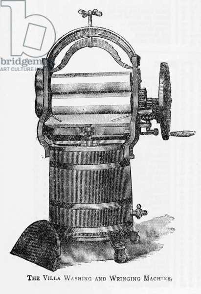 WASHING MACHINES 1888