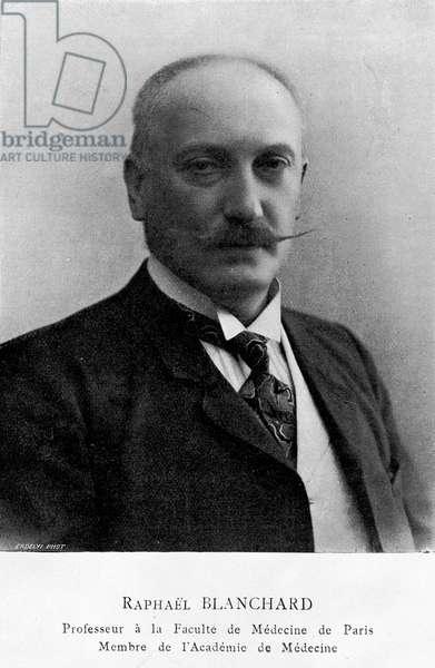 Raphael Blanchard (1857-1919)
