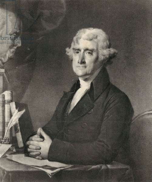 Thomas Jefferson, American President
