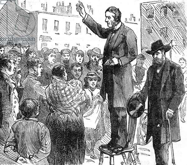 LORD SHAFTESBURY PREACH
