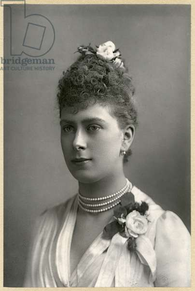 Princess May of Teck (Queen Mary)