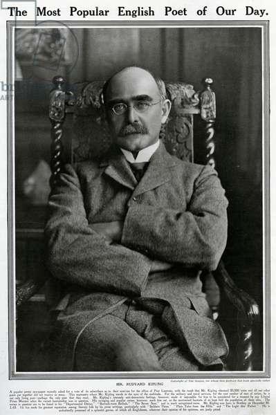 Rudyard Kipling in 1913