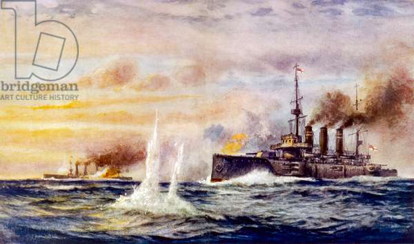 The Battle of the Falklands