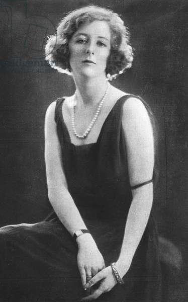 Lady Idina Gordon