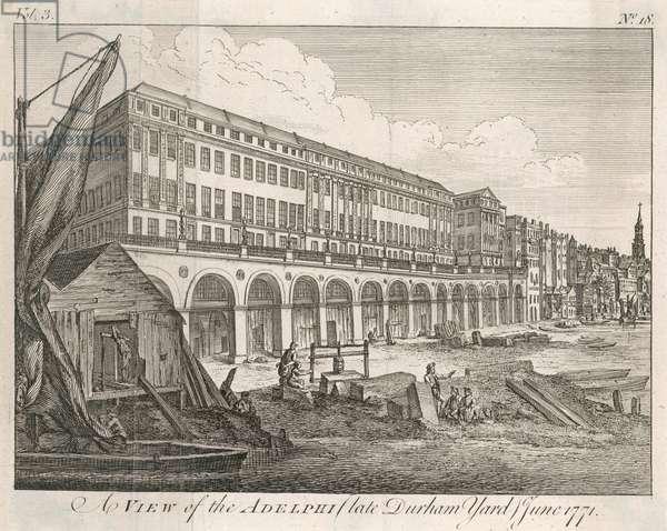 THE ADELPHI IN 1771