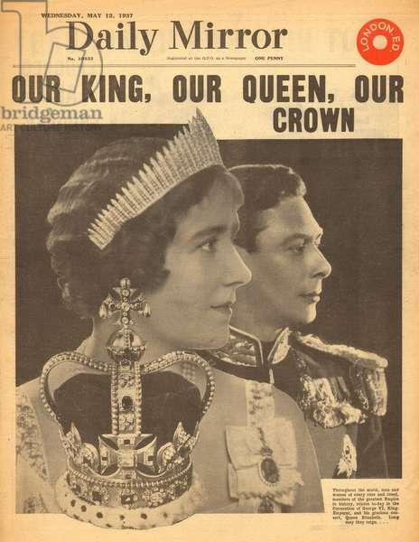 Coronation of King George VI