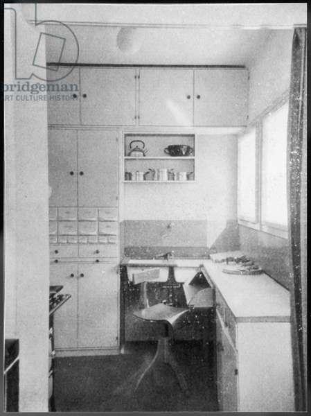Interior Bauhaus
