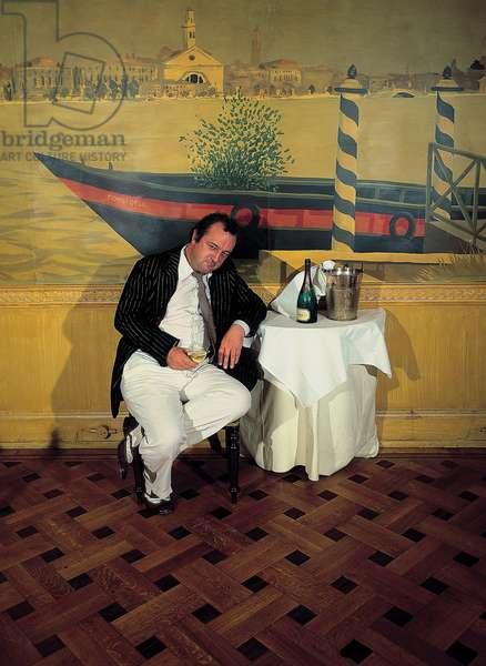 Peter Langan - Entrepreneur at Langan's Brasserie