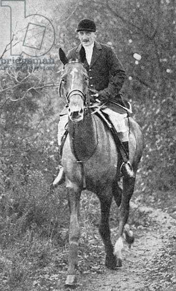 Cecil Aldin, Master of Fox Hounds