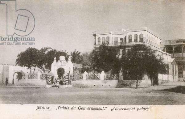 Jeddah, Saudi Arabia - Government Palace