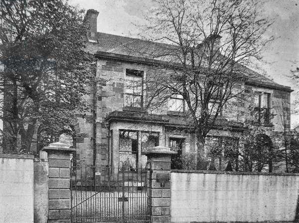Victoria Girls' Industrial School, Leith, Edinburgh