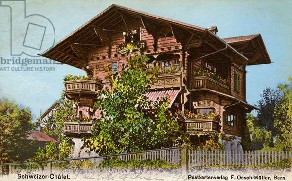 Swiss Chalet - Switzerland
