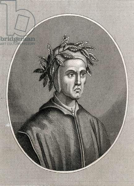 Dante Alighieri, Italian poet