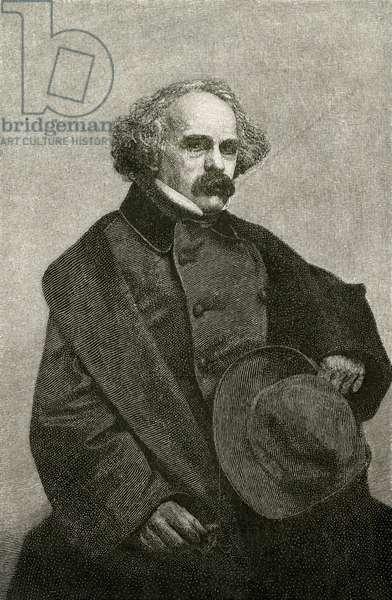 NATHANIEL HAWTHORNE/1862