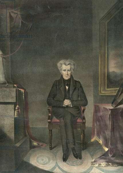 Andrew Jackson, American President
