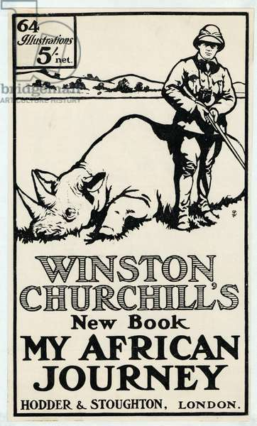 CHURCHILL IN AFRICA