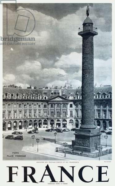 Palce Vendome Paris