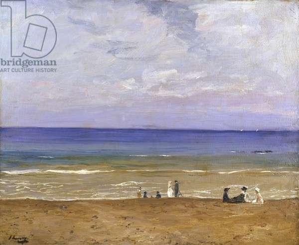 Seascape, by Sir John Lavery