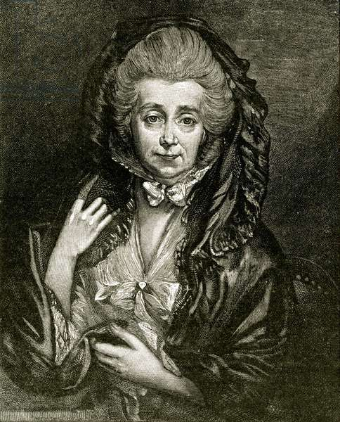 MRS GAINSBOROUGH/BY MR