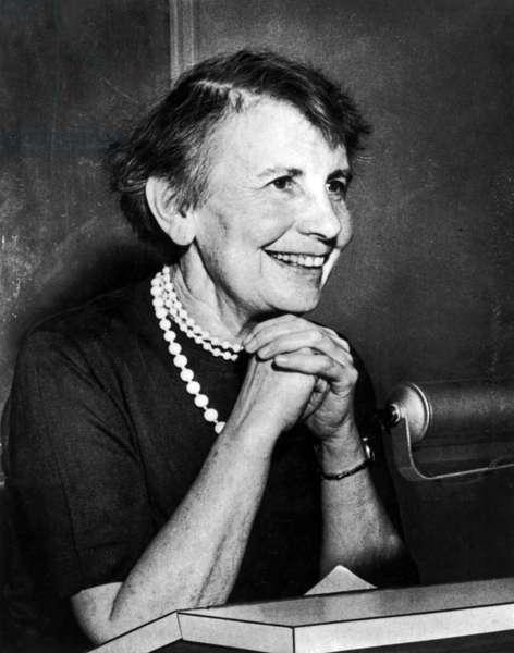 ANNA FREUD/1895-1982