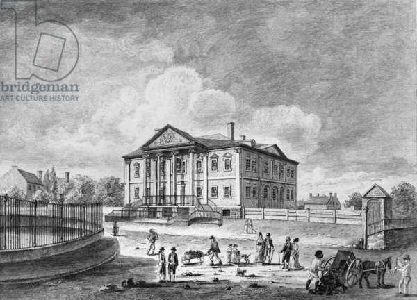 The Custom House, New York, 1799-1815