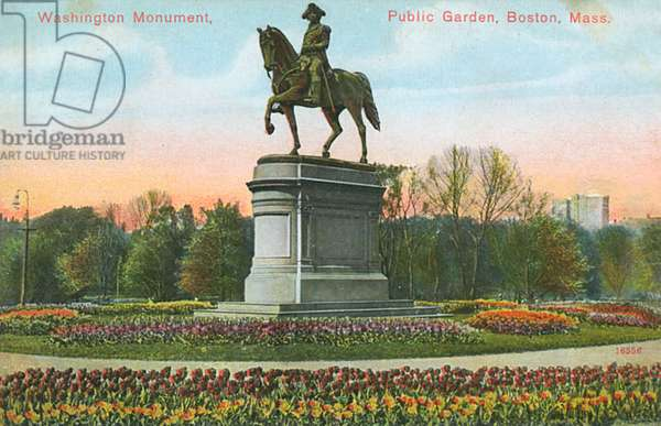 George Washington Monument - Boston, Massachusetts