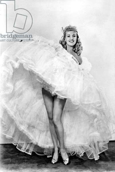 BETTY GRABLE 1973