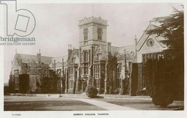 Taunton School, Taunton, Somerset