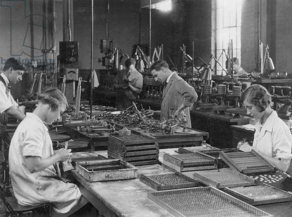 KODAK FACTORY 1930S