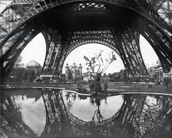 1889 World Exhibition in Paris