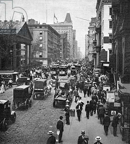 NEW YORK/BROADWAY 1904