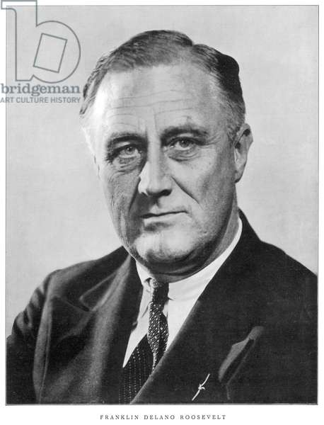 FD ROOSEVELT/ILZ 1932