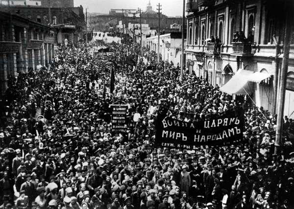 1 May 1917 in Baku