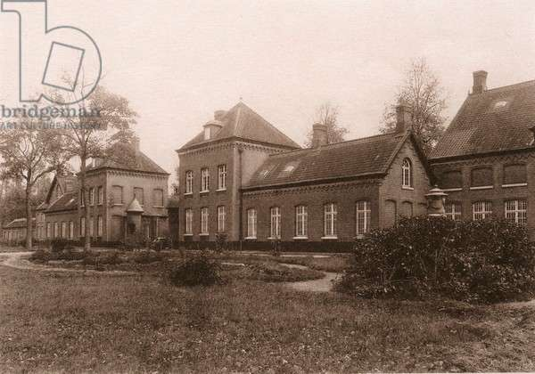 House of Refuge at Wortel, Belgium