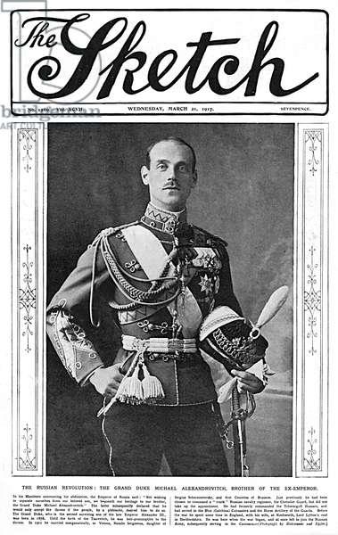Grand Duke Michael Alexandrovitch, WW1