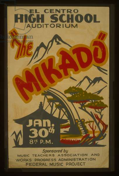 The Mikado The Mikado