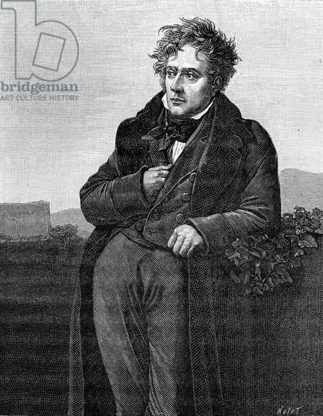 Francois-Rene Chateaubriand