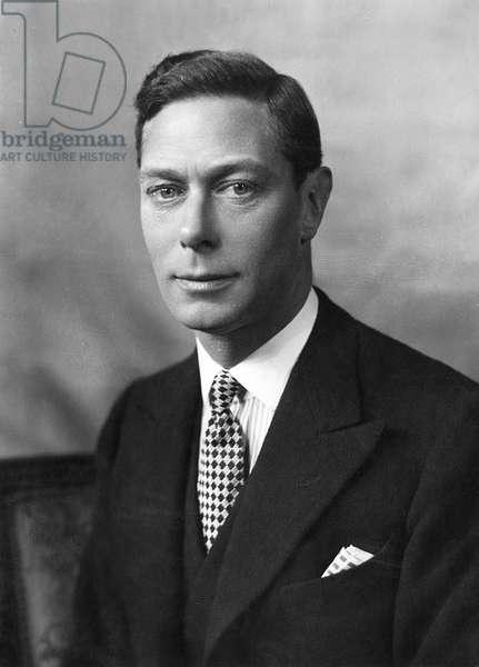 King George VI, 1938