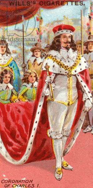 Coronation of King Charles I