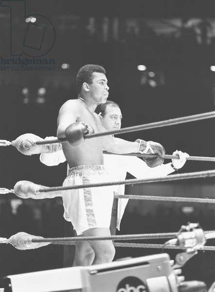 Muhammad Ali, February 1967