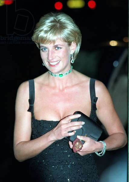 Princess Diana, 1997 (photo)