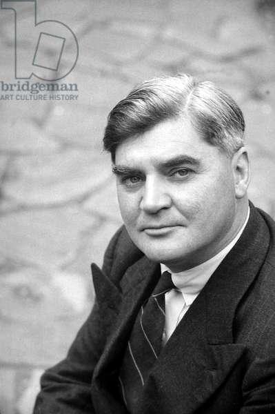 Aneurin Bevan (1897-1960), August 1945 (b/w photo)