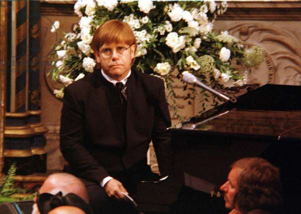 Princess Diana Funeral, 6th September 1997 (photo)