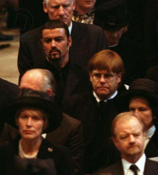 Princess Diana Funeral, 6th September 1997 (photo)